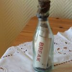 Vācijā atrasta pudele ar zīmīti, kura jūrā ir pabijusi 108 gadus 1
