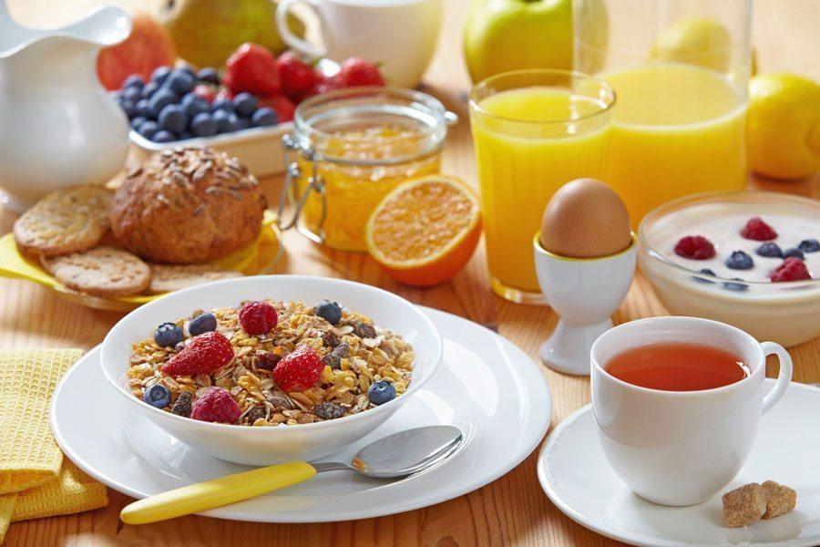Sāc rītu ar veselīgām brokastīm