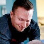 Aizkustinošie mirkļi: Tēti pirmo reizi ierauga savus jaundzimušos 15