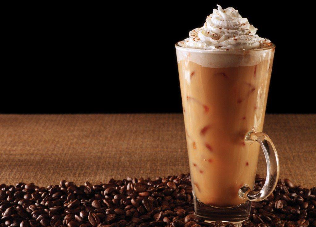 Ledus kafija karstam rītam tieši Tev