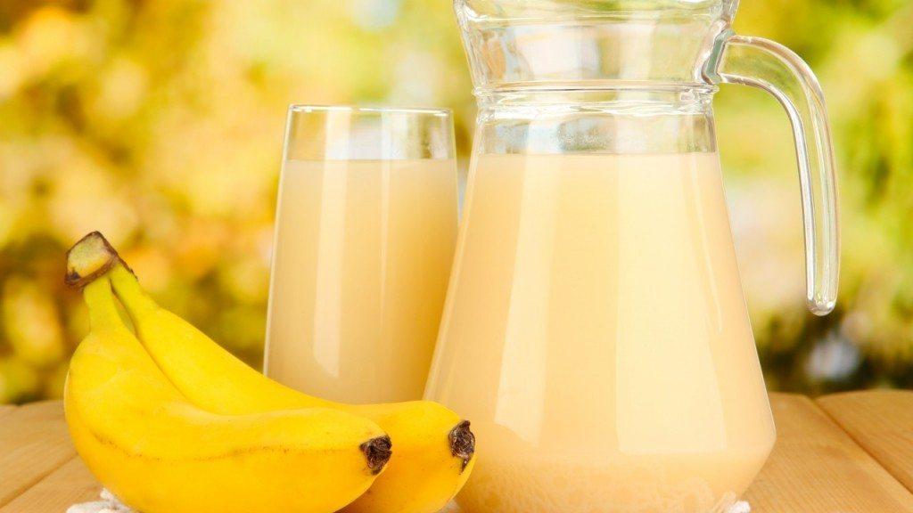 banānu ķīselis