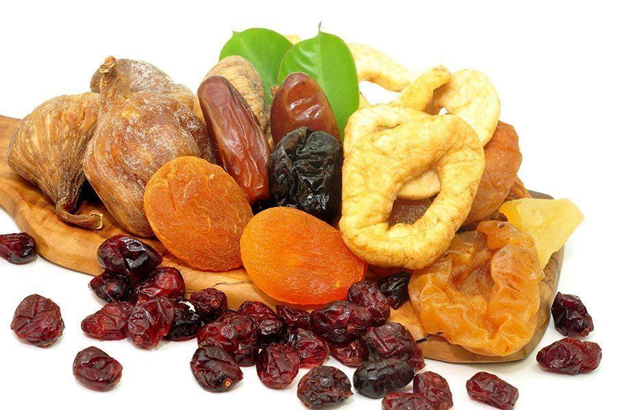 žāvēti augļi muguras veselībai