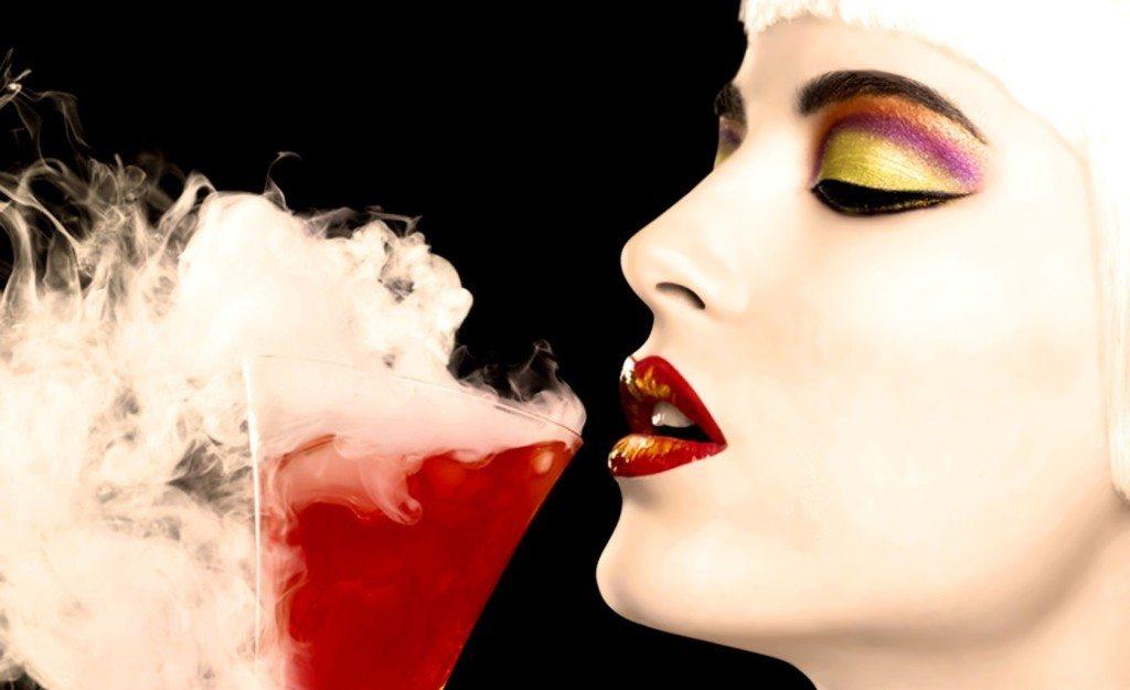 Sieviešu raksturojums pēc viņu alkoholisko dzērienu izvēles