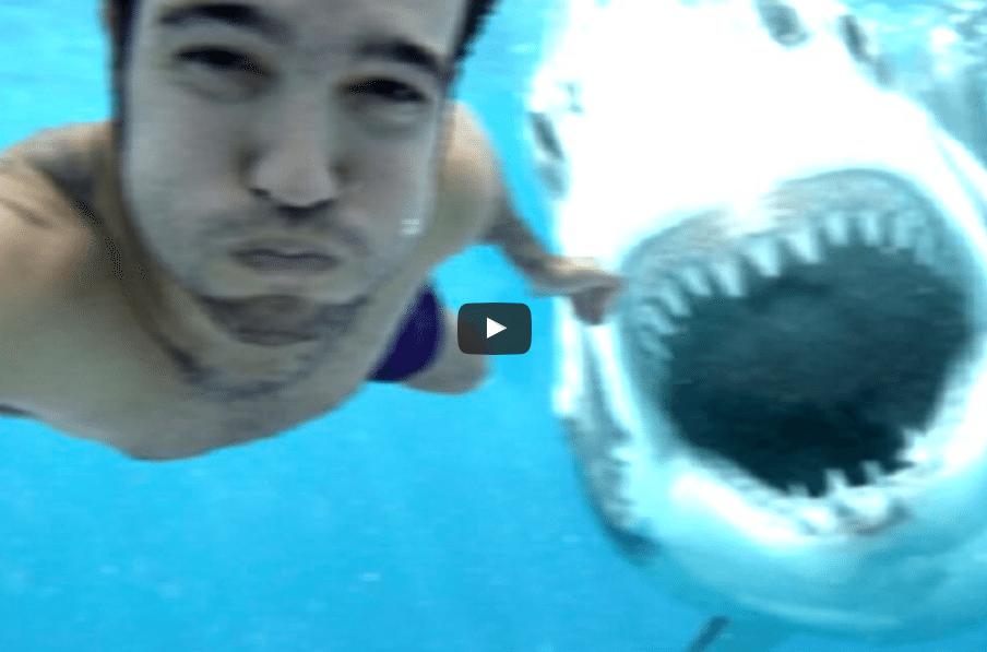 Bīstamākie selfji, kādie vien uzņemti