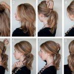 11 satriecošas idejas matu sakārtojumiem, kuri aizņems tikai 5 minūtes no jūsu laika 10