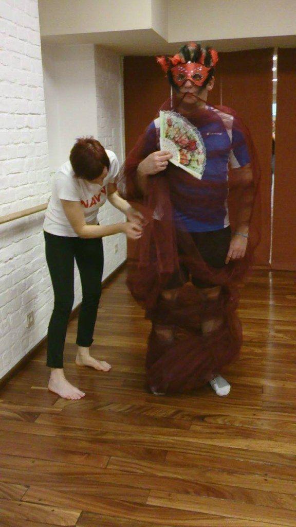 Deju un kustību terapija 1