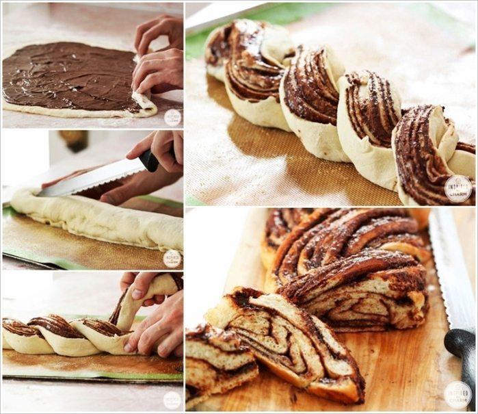 Fantastiskas idejas pīrāgu un smalkmaizīšu cepšanai 13