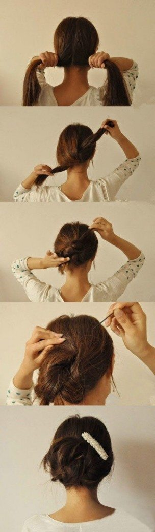 14 fantastiski matu sakārtojumi, kurus var izveidot 3 minūtēs 2