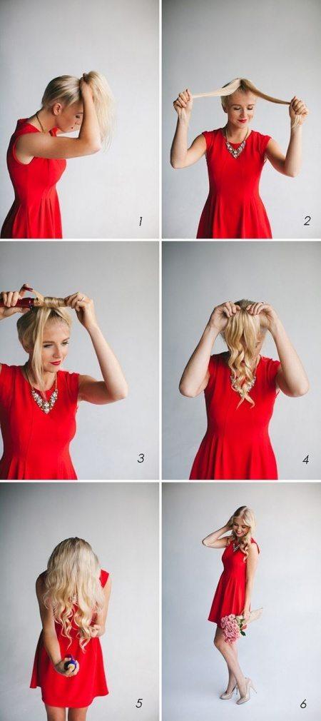 14 fantastiski matu sakārtojumi, kurus var izveidot 3 minūtēs 4