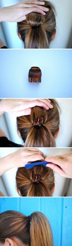 14 fantastiski matu sakārtojumi, kurus var izveidot 3 minūtēs 6