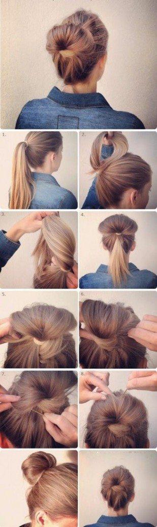 14 fantastiski matu sakārtojumi, kurus var izveidot 3 minūtēs 15