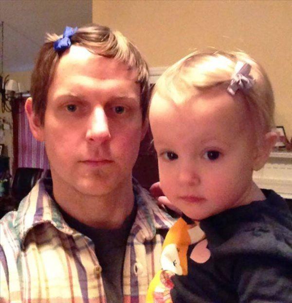 Man ir meita, tāpēc es vienmēr izskatos lieliski! 1