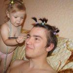 Man ir meita, tāpēc es vienmēr izskatos lieliski! 9