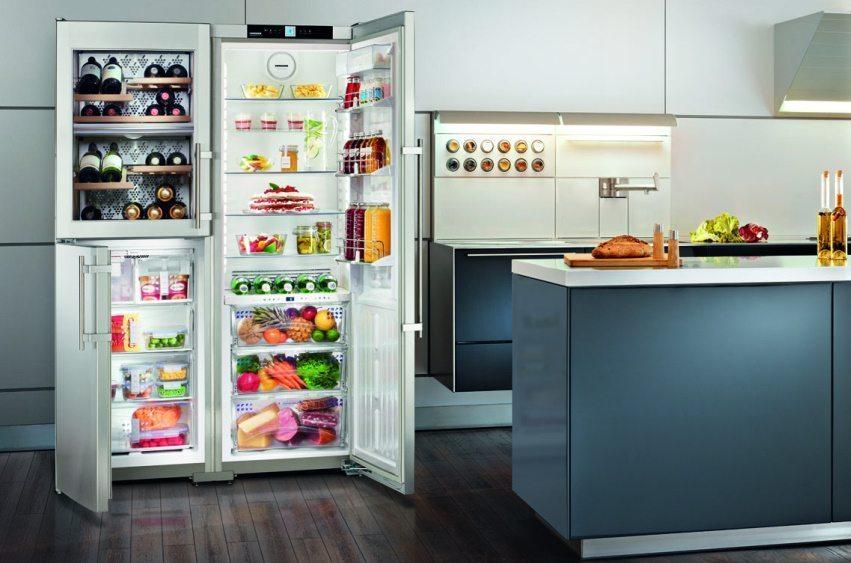 Kā pareizi pārtikas uzglabāt produktus: saldētavā, ledusskapī, plauktā un uz galda
