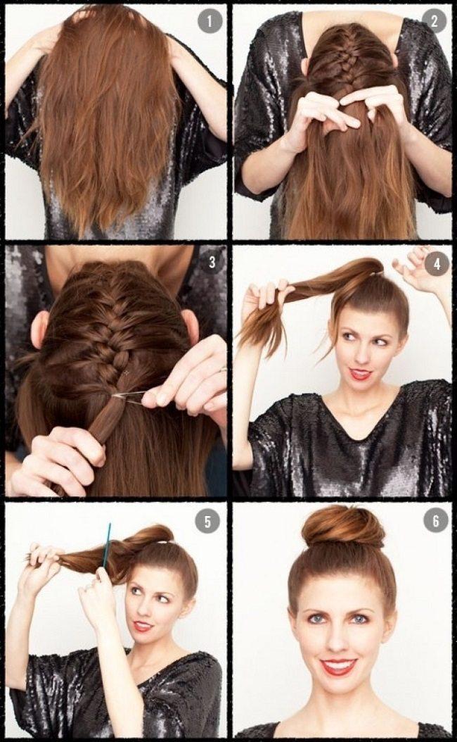 11 satriecošas idejas matu sakārtojumiem, kuri aizņems tikai 5 minūtes no jūsu laika 3