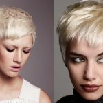 Īso matu mode tendences (+bildes) 8