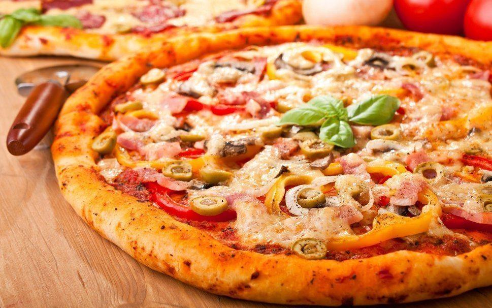 Pagatavo pašu gardāko picu!