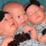 Sirdsstāsts: Šis pāris adoptēja trīnīšus. Bet drīz pēc tam viņi saņēma šokējošu ziņu 3