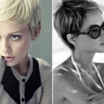 Īso matu mode tendences (+bildes) 15