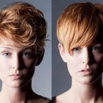 Īso matu mode tendences (+bildes) 23