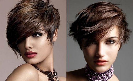 Īso matu mode tendences (+bildes) 47