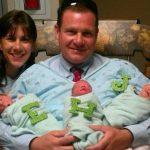 Sirdsstāsts: Šis pāris adoptēja trīnīšus. Bet drīz pēc tam viņi saņēma šokējošu ziņu 5