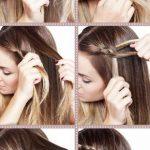 11 satriecošas idejas matu sakārtojumiem, kuri aizņems tikai 5 minūtes no jūsu laika 6