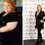 Viņa notievēja par 146 kg uzreiz pēc tam, kad zem viņas svara sadalījās vanna 6
