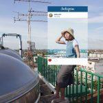 Kādu patiesību slēpj Instagram fotogrāfijas? Akmens populārā saita dārziņā 6