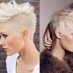 Īso matu mode tendences (+bildes) 45