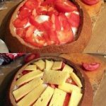 Pildītais kukulītis: Sātīgu brokastu foto recepte 7