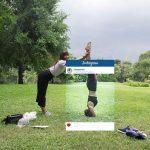 Kādu patiesību slēpj Instagram fotogrāfijas? Akmens populārā saita dārziņā 8