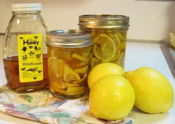 Citronu maisījumi asinsvadu veselībai