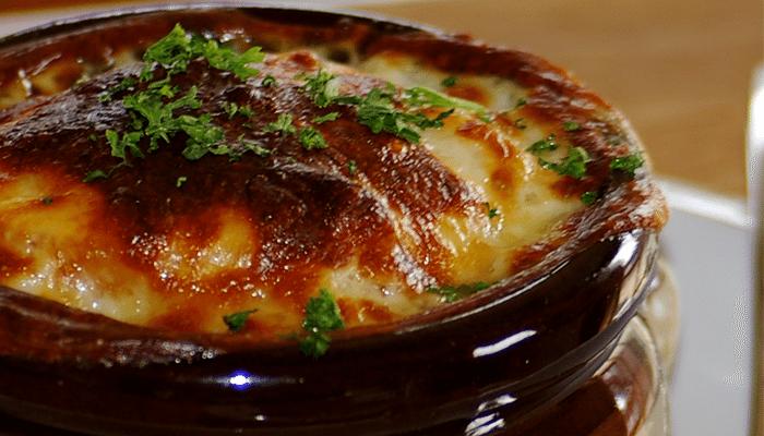 Kartupeļu sautējums podiņā ar vistas gaļu