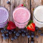 Lieliskais Augļu-piena kokteilis 1