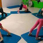 Fizioterapeite skaidro kopējo fizisko sagatavotību  bērnu un jauniešu vidū 2