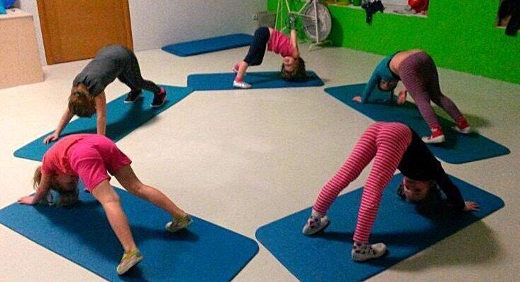 Fizioterapeite skaidro kopējo fizisko sagatavotību  bērnu un jauniešu vidū 1