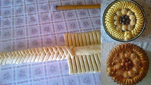 Fantastiskas idejas pīrāgu un smalkmaizīšu cepšanai 17