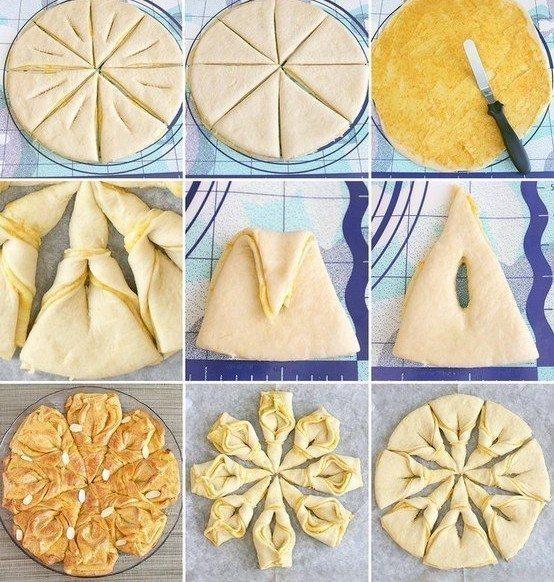 Fantastiskas idejas pīrāgu un smalkmaizīšu cepšanai 20