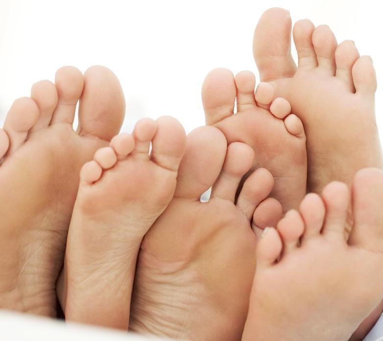 Tu zināji, ka veselība sākas no kājām?