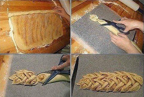 Fantastiskas idejas pīrāgu un smalkmaizīšu cepšanai 22