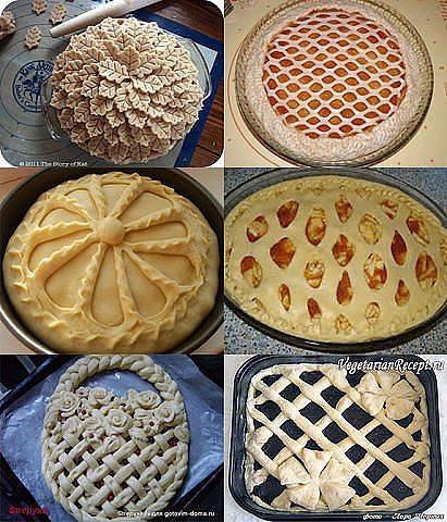 Fantastiskas idejas pīrāgu un smalkmaizīšu cepšanai 23