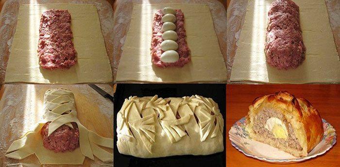 Fantastiskas idejas pīrāgu un smalkmaizīšu cepšanai 29