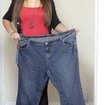 Trīs bērnu māte atbrīvojās no 70 kg, lai varētu līdzināties Andželinai Džolijai 22