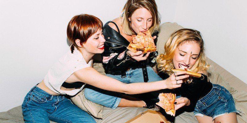 9 acīmredzami simptomi, ka jūs nepareizi ēdat. Vai dieniņ!