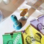 Britu pusaudži izgudrojuši prezervatīvu, kas atpazīst STS mainot krāsu 1