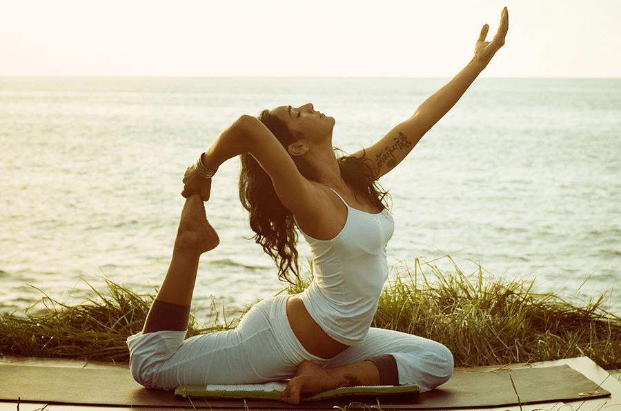 Spēka jogas vingrinājumu komplekss tievēšanai un harmonijai