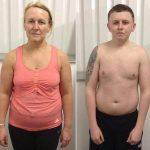 Māte un dēls nolēma mainīt savu dzīvesveidu. Rezultāts bija pārsteidzošs 3