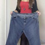 Trīs bērnu māte atbrīvojās no 70 kg, lai varētu līdzināties Andželinai Džolijai 6