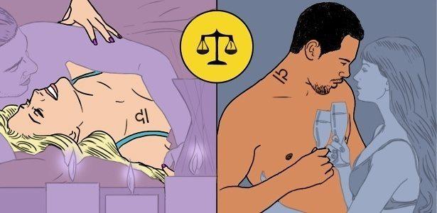 Astroloģija par seksu: kas patīk gultā dažādām zodiaka zīmēm (18+) 1